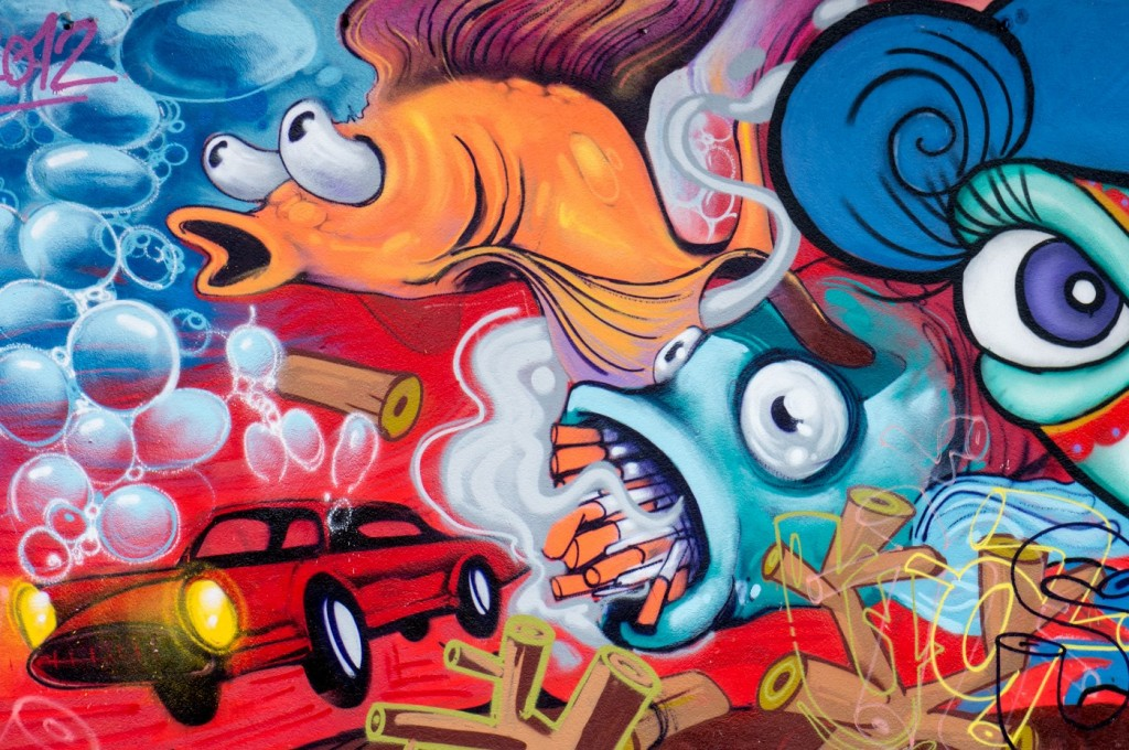 Desordes Creativas - II