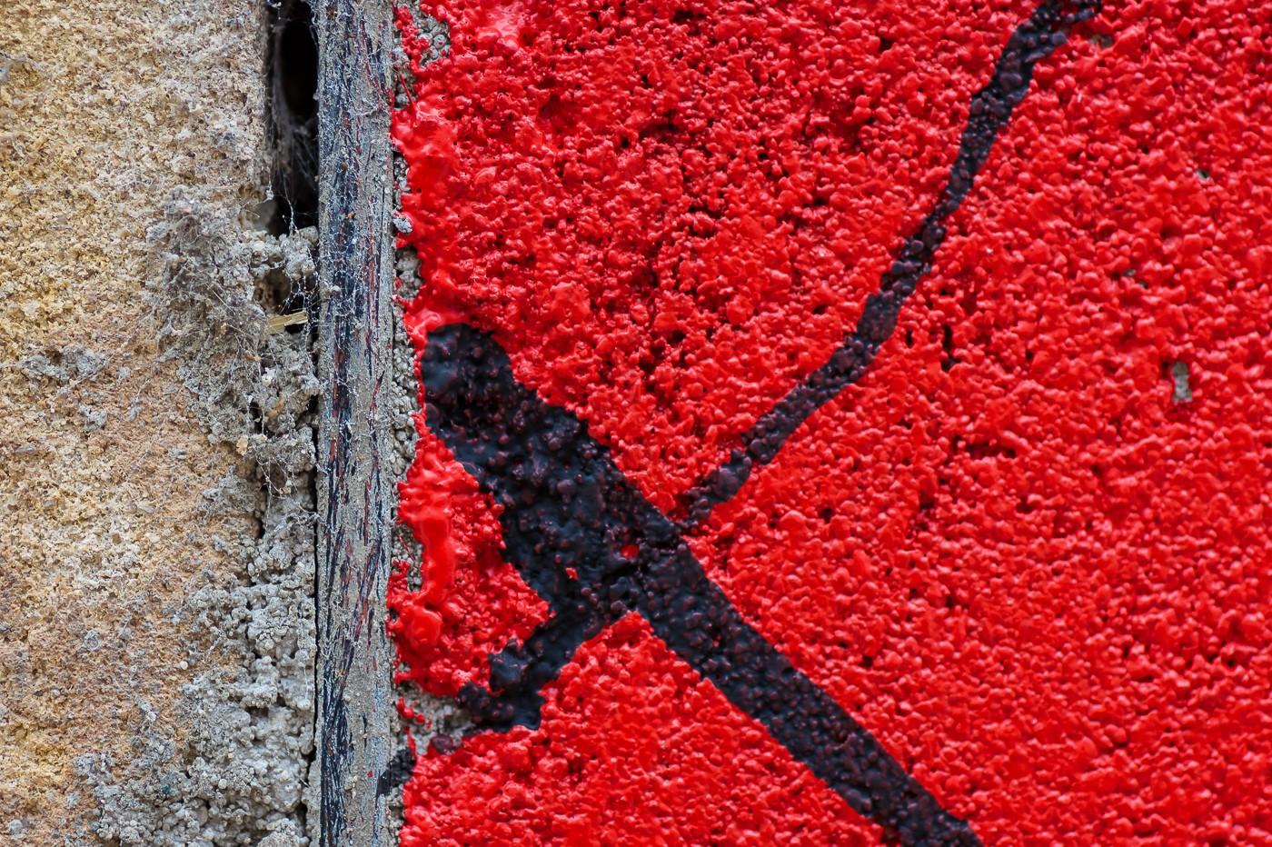 arte en la calle plantas de secano