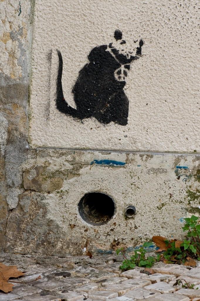 Stencils - Lisbon