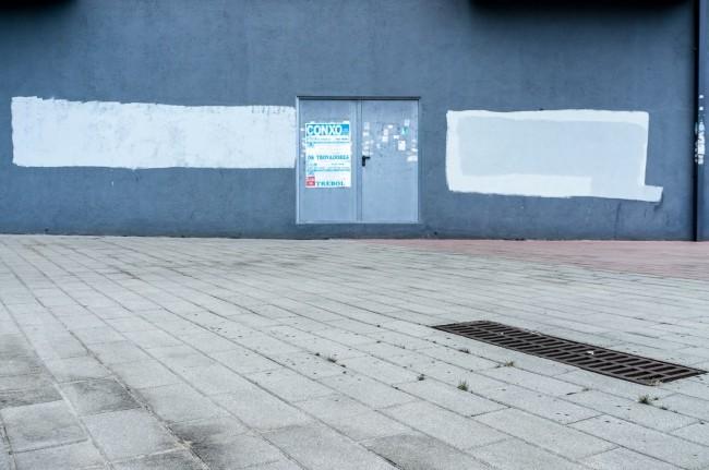 El silencio  de los muros (2)
