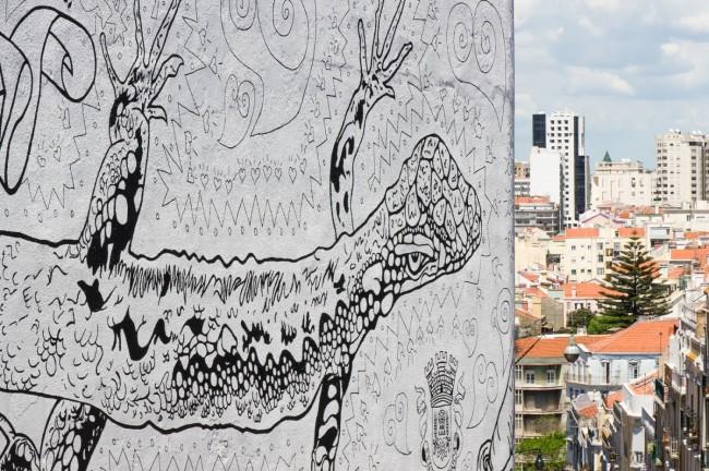 Muralismo fadista (2)