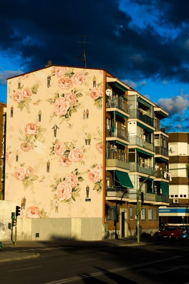 Murales de invierno - I