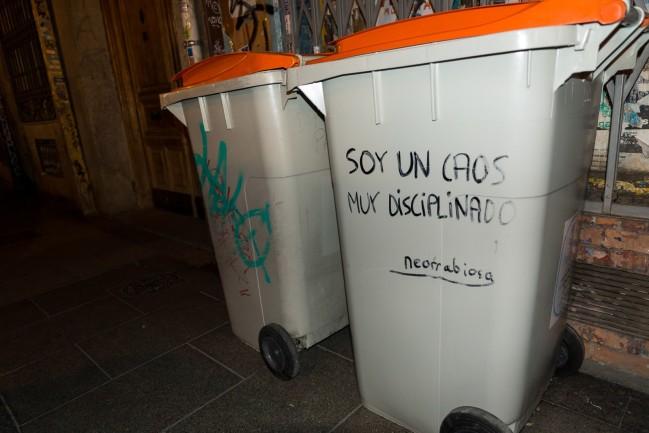 Escribir basura (1)